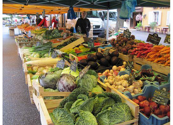 Kaysersberg Market